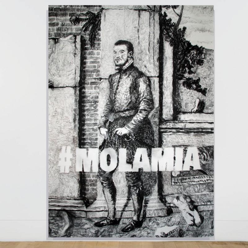 """#molamia"" by Guido Nosari, 2020"