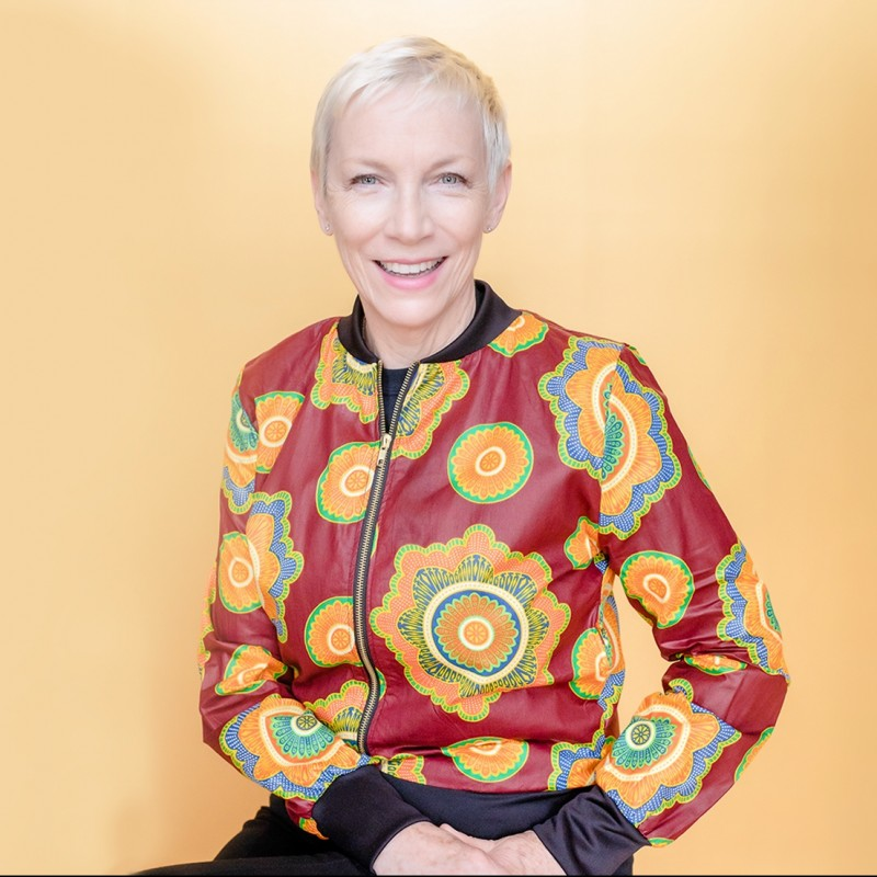 Win a Personalized Video Performance by Annie Lennox