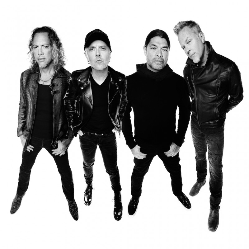 Meet Metallica with VIP Concert Tickets