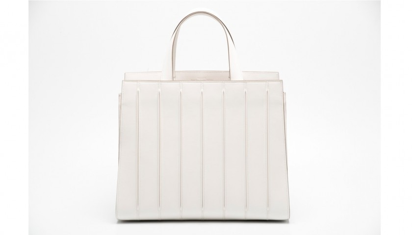 Whitney Bag Max Mara disegnata da Renzo Piano Building Workshop ... 0e612af7c42