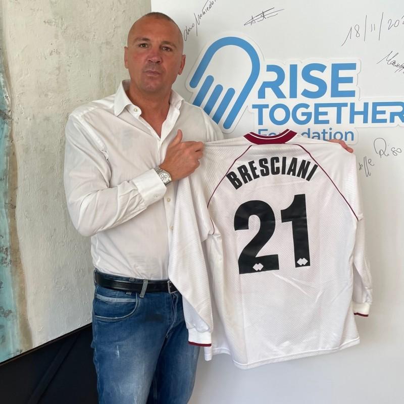 Bresciani's Reggiana Worn Shirt, 1999/00