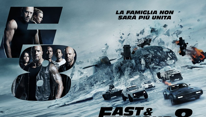 Fast & Furious 8 - Business preview in Milan #1