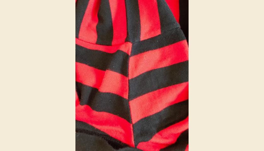 Milan Shirt Season 1984/85 - Worn by Hateley