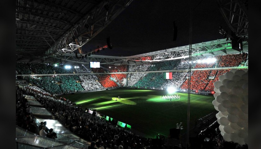 Enjoy the Juventus-Empoli Match from the Sky Box at the Allianz Stadium in Turin, Italy
