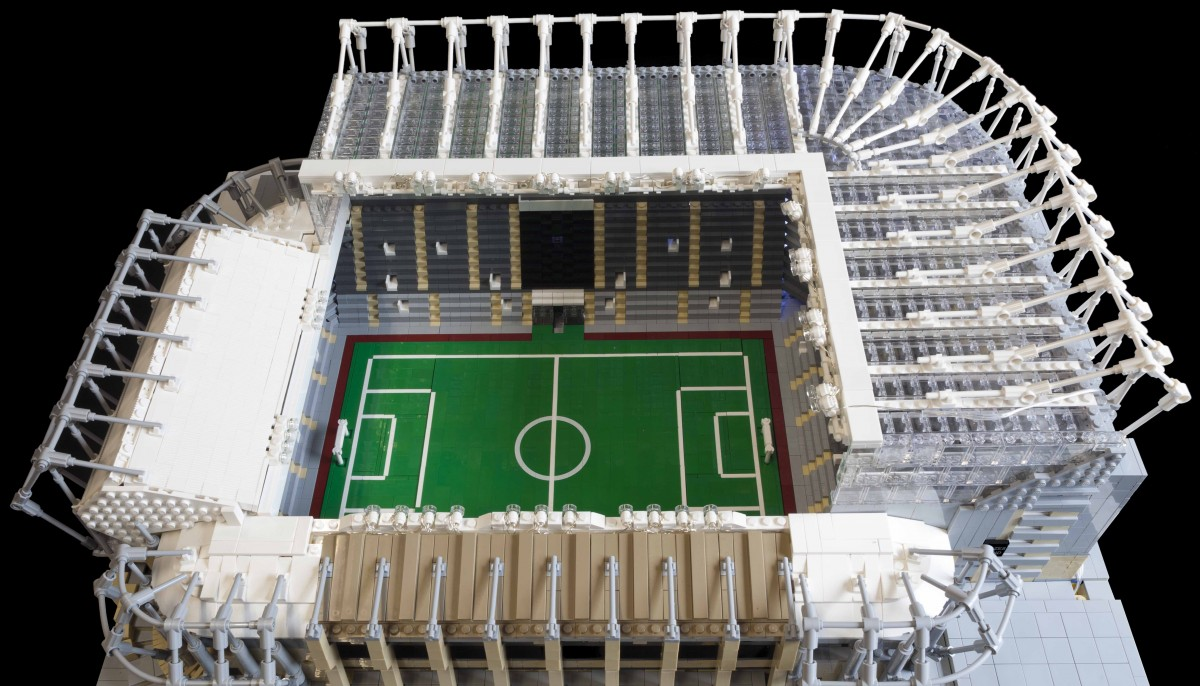 Win a Replica Model of St. James Park