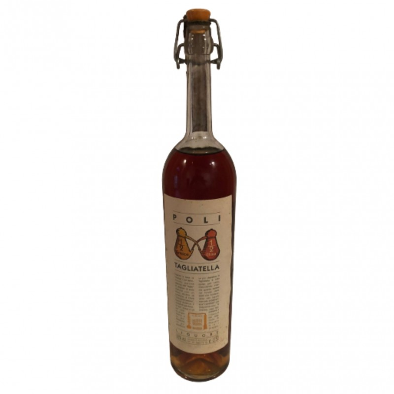 "Bottle of ""Tagliatella"" Grappa - Sarpa di Poli"