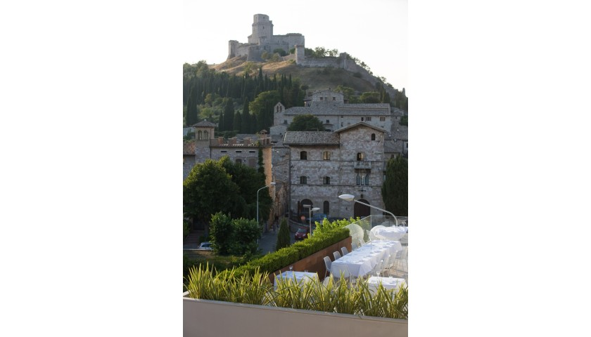 Enjoy a Two-Night Stay for Two at Nun Assisi Relais & Spa Museum