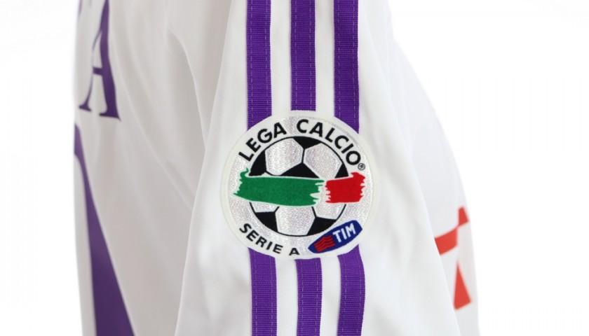 Nakata's Fiorentina Match Shirt, Serie A 2004/05