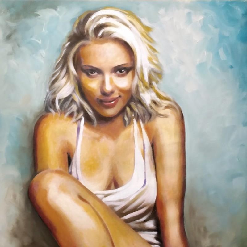 """""""Scarlett"""" by Antonello Arena"""
