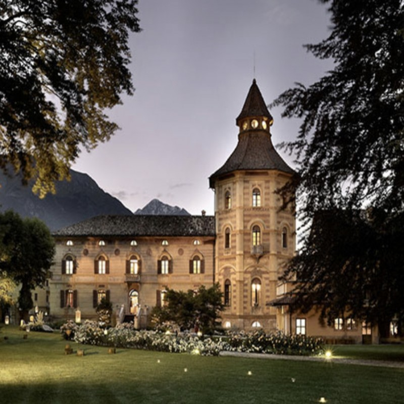 Boscolo Gift - 2-Night Stay in a Magnificent Historic Residence in Italy