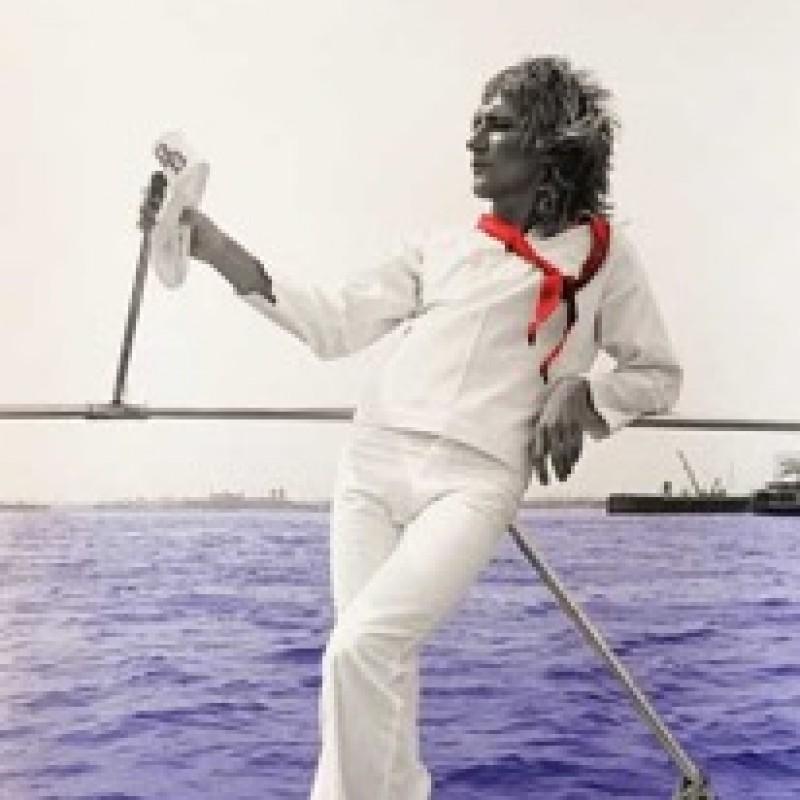 """""""Rod Stewart"""" by Richard Aaron"""