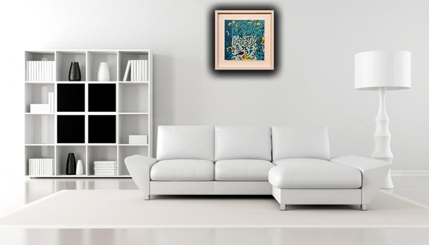 """""""Filastrocca Azzurra"""" by Massimo Rubbi"""