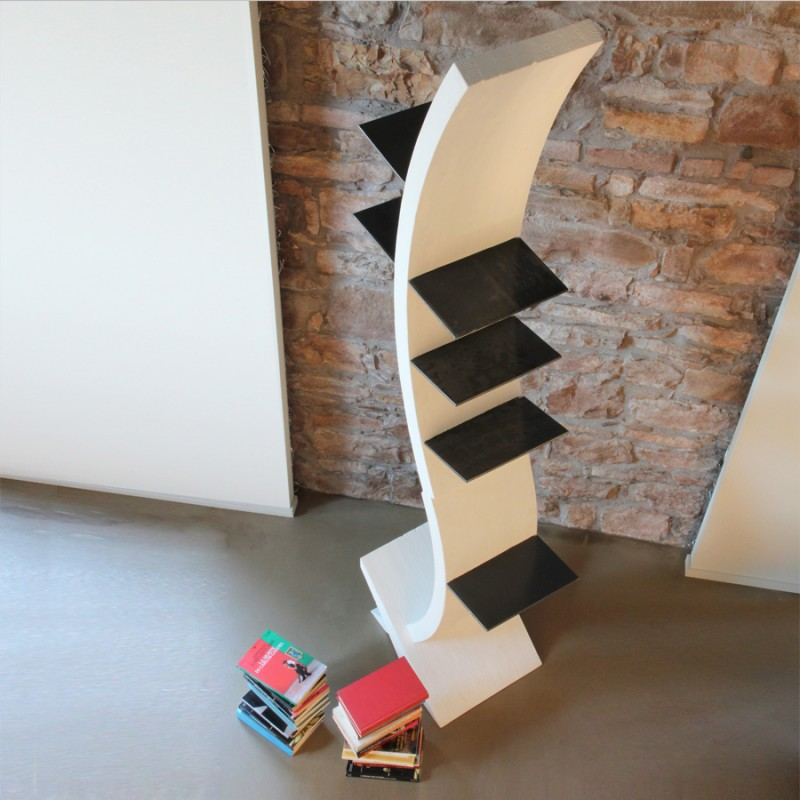 E.Se Bookcase Created by Arkof