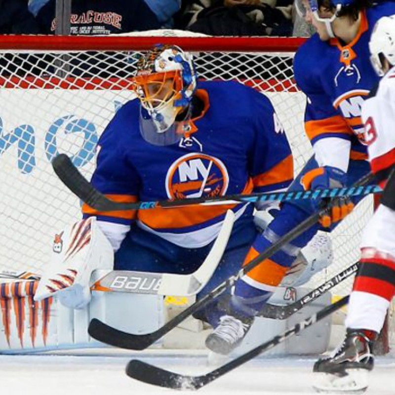 Owners Suite, Catering, and Zamboni Ride for a NY Islanders Game at Barclays Center
