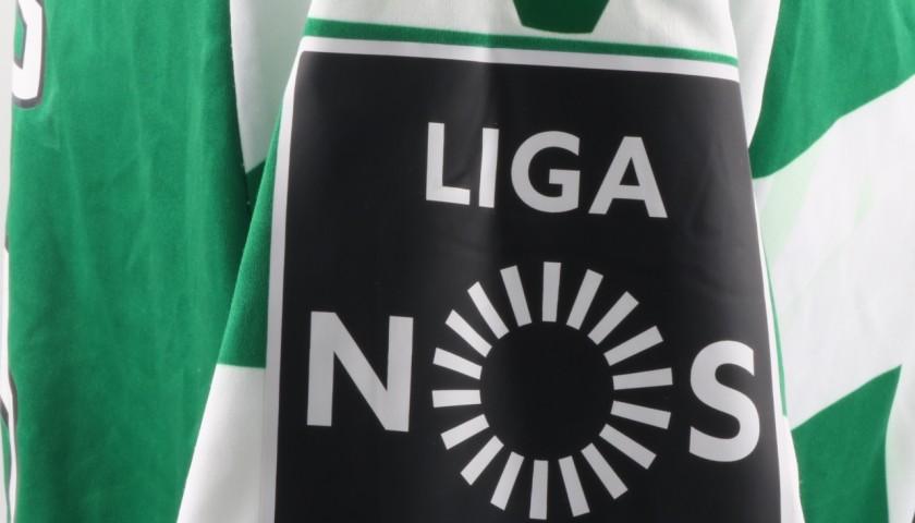Coates Match Worn Shirt, Estoril-Sporting CP 25/02/2017