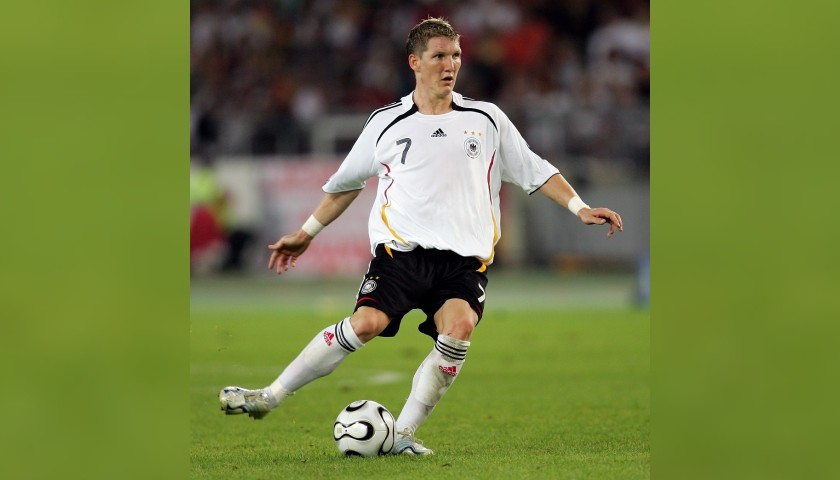 Schweinsteiger's Germany Match Shirt, 2006
