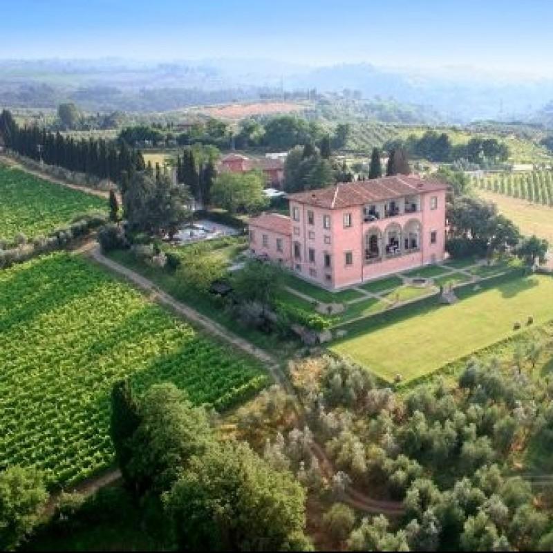Soggiorno per 2 persone presso la Villa Mangiacane