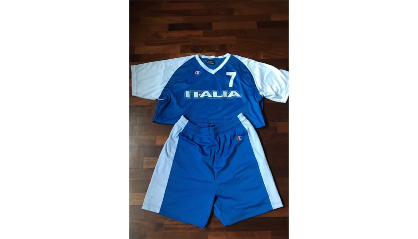 Jersey Worn by Chiara Coltri at the European Championships Worcester 2015