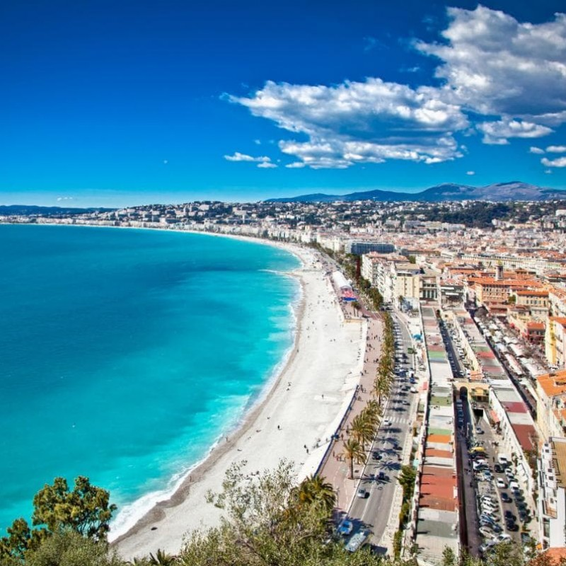 2 Nights of French Riviera Luxury in the Heart of Nice for 2