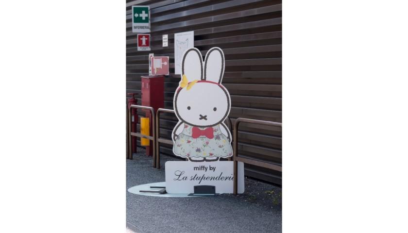 Miffy Wears La Stupenderia - Limited Edition