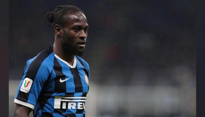 Moses' Match Shirt, Inter-Cagliari - Chinese New Year 2019/20