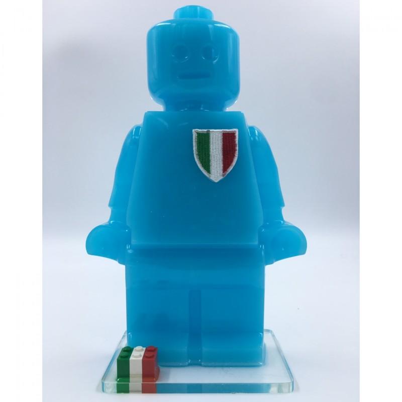 """""""Alter Ego Azzurri 159"""" - Sculpture by Alessandro Piano"""