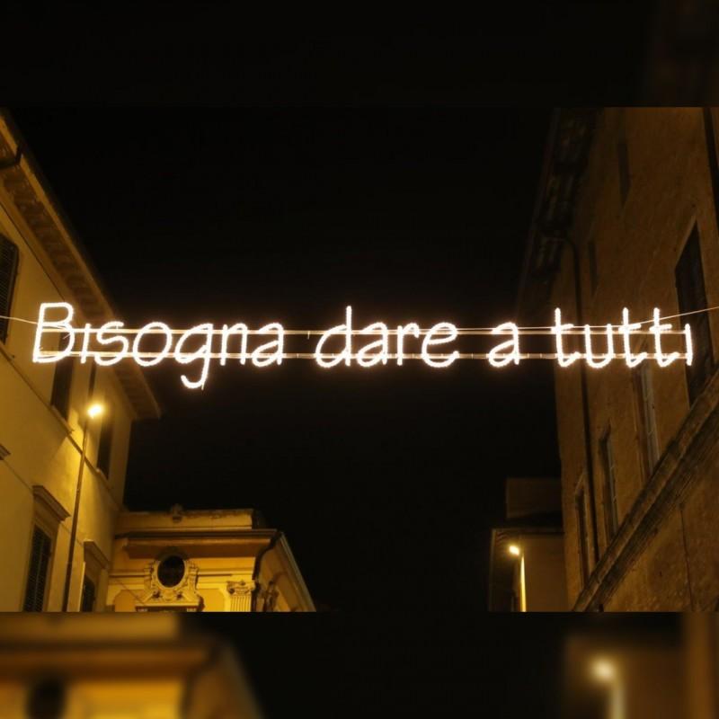 """Bisogna dare a tutti"" - Streetlight by Ayrton Senna"
