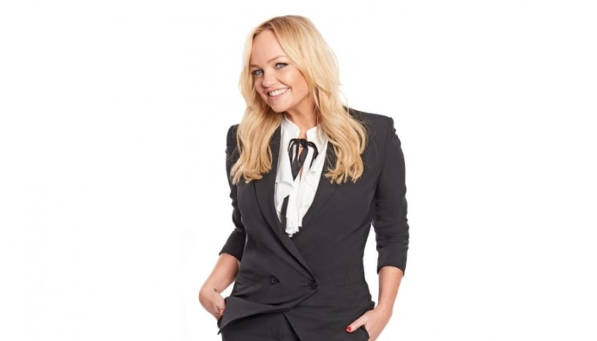 Win a Personalised Christmas Message from Emma Bunton