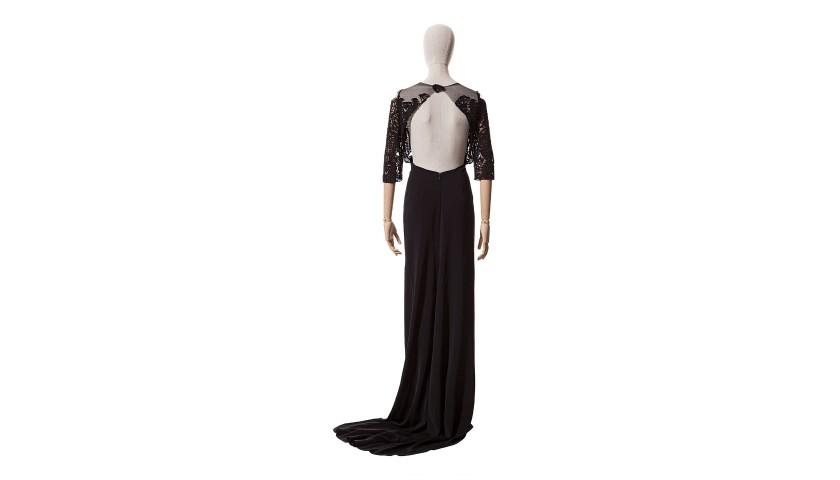 Evening Dress by Moisés Nieto