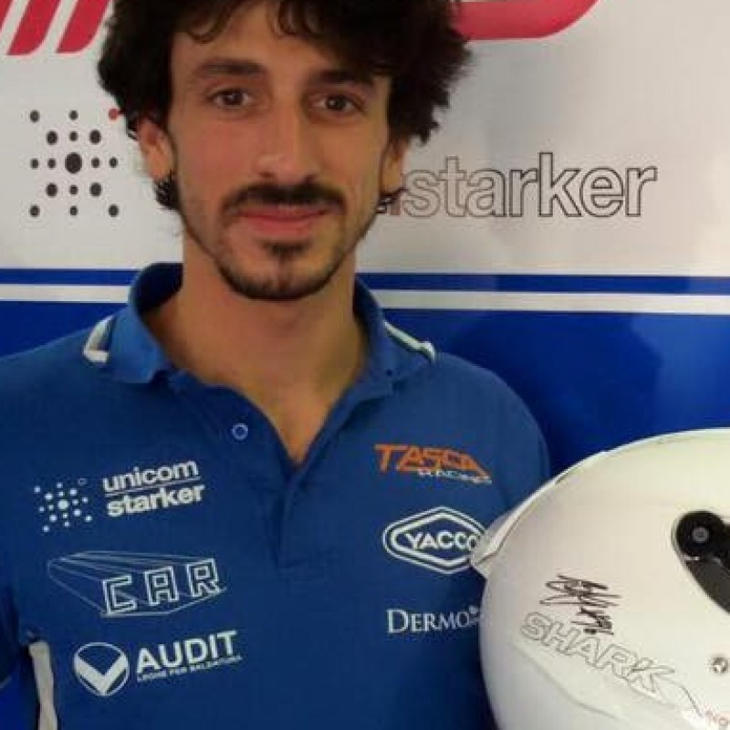 2 VIP Passes to Misano + Helmet signed by drivers