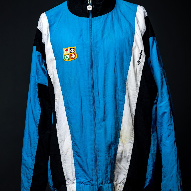 Ieuan Evans' Training Top from the 1989 Tour to AU