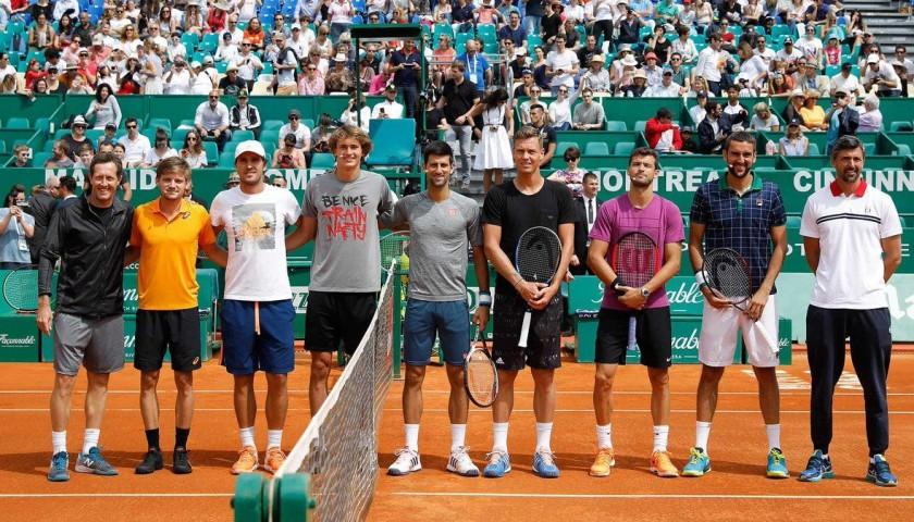 2 Players' Box Tickets to the ATP Monte-Carlo Rolex Masters on April 18