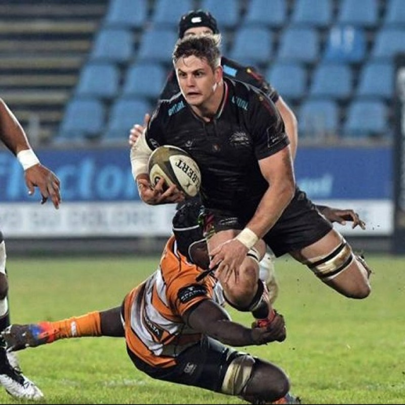 Attend a Zebre Rugby Club Training Session + 1-Hour Technical Briefing