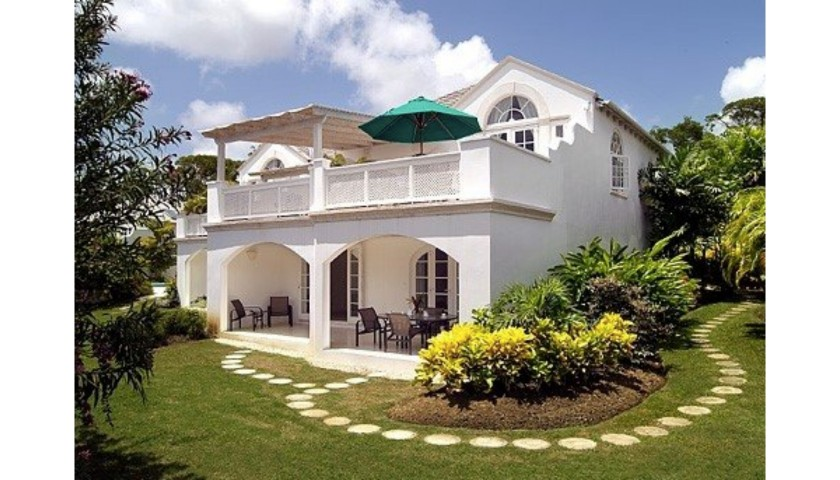One Week Stay in 3 bedroom Barbados Villa for 6
