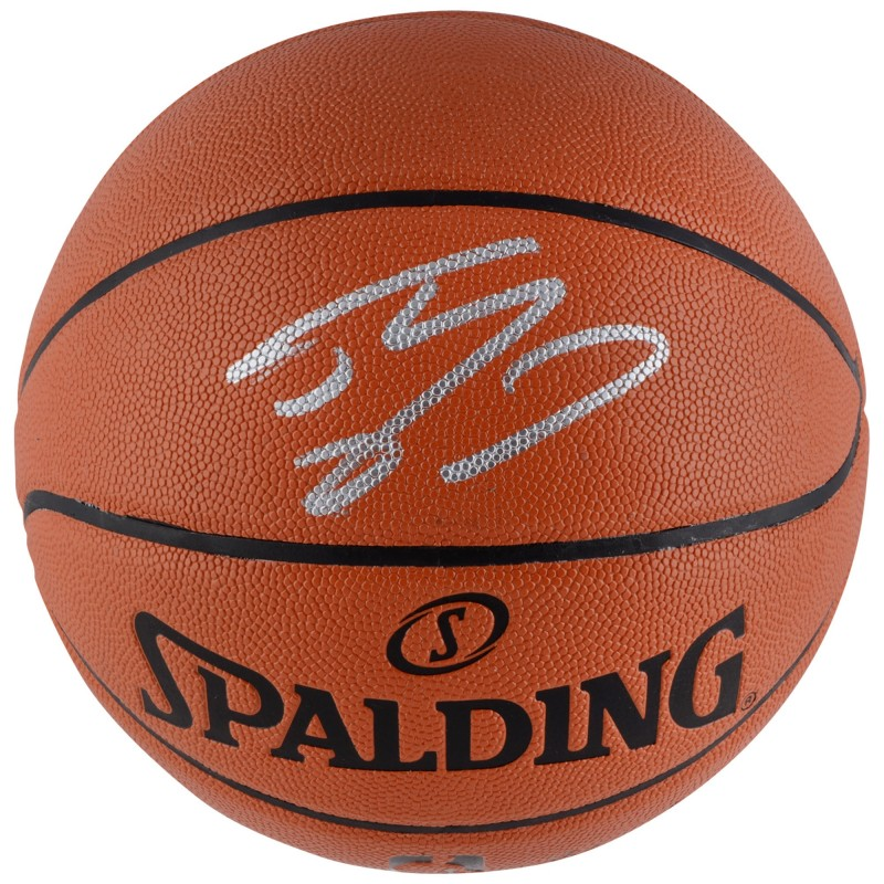 Shaquille O'Neal Hand Signed Basketball