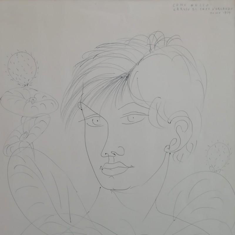 Disegno di Tono Zancanaro, 1959