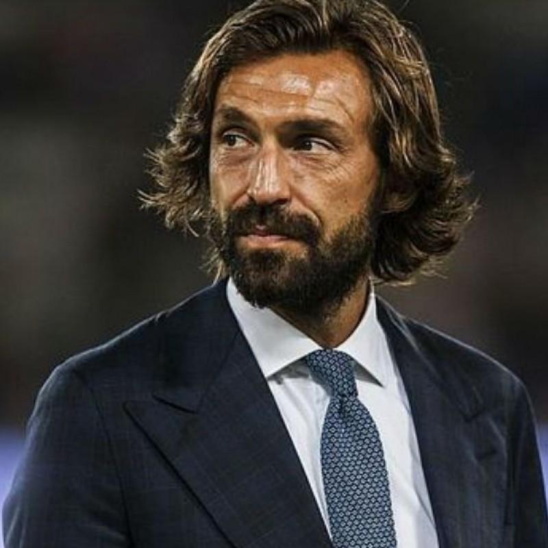 2 biglietti VIP per la partita di addio al calcio di Andrea Pirlo con hospitality