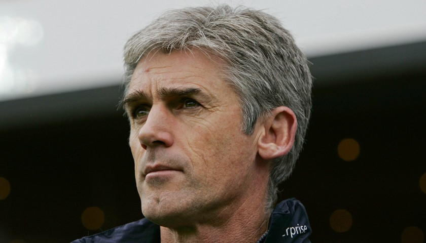 Join an Exclusive Coaching Session with Alan Irvine