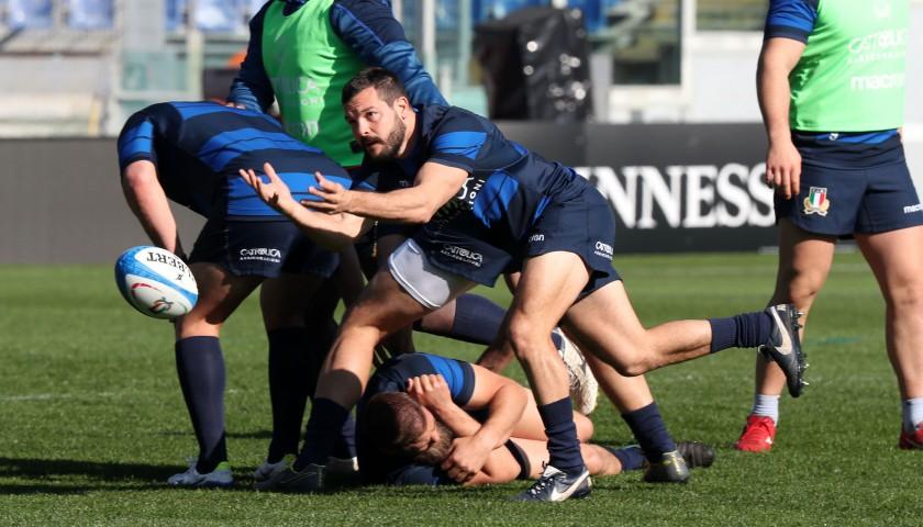 Assisti al Captain's run di Italia vs Francia del Guinness Sei Nazioni 2021