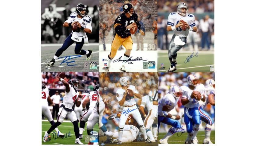 Quarterback Greats Mystery Box
