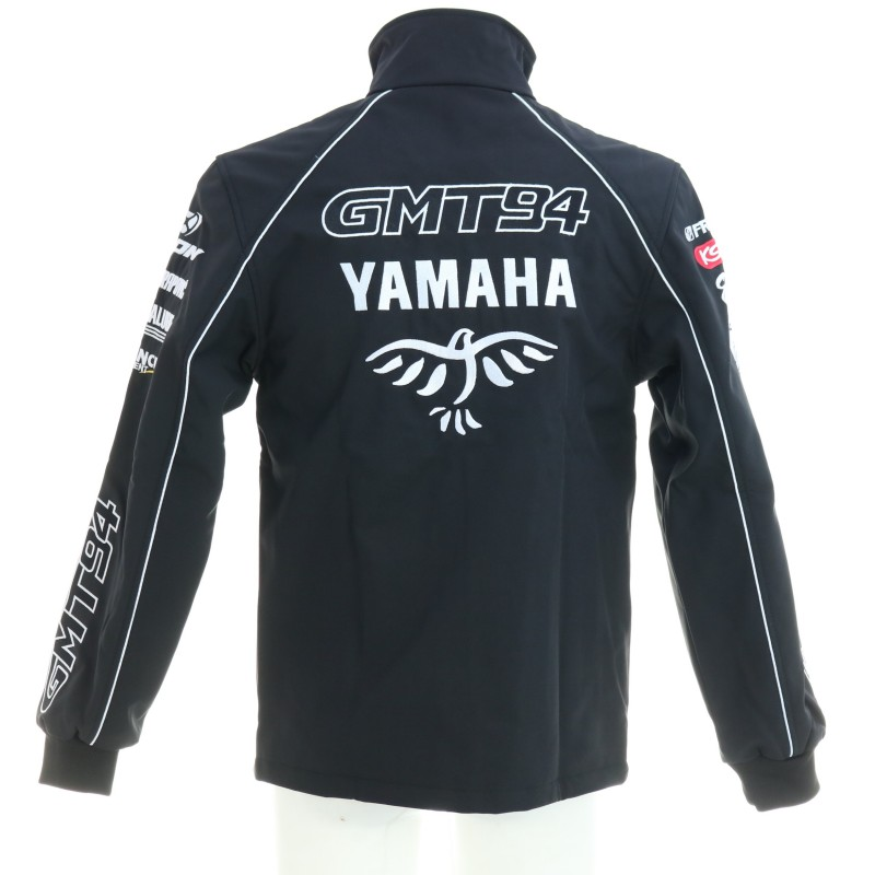 Official Yamaha Racing GMT94 Softshell - Size S