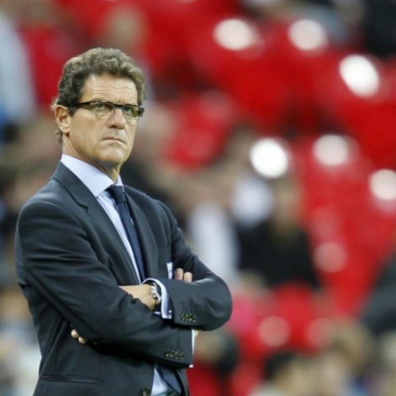 Meet Fabio Capello for a coaching session