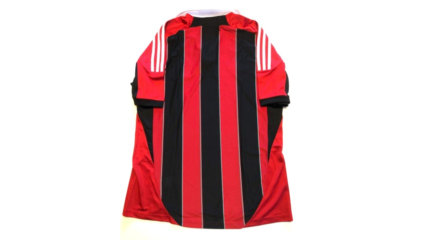Official Milan Shirt, 2012/13 - Signed by Franco Baresi