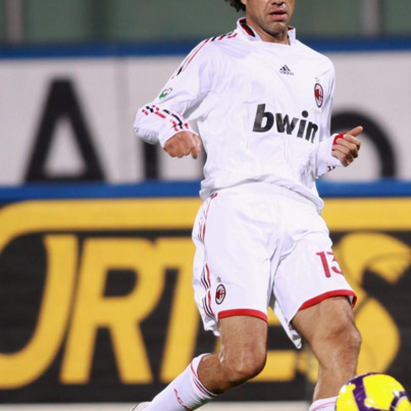 Nesta match issued/worn shirt, Milan, Serie A 2009/2010