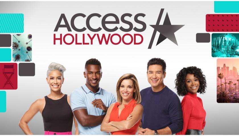"Mario Lopez ""Access Hollywood"" VIP Experience"