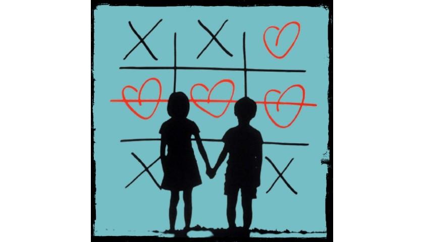 """Tris of love vs Banksy"" by Mr Ogart"