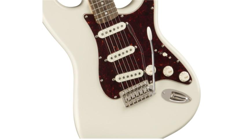 Avril Hand Signed Fender Guitar, White