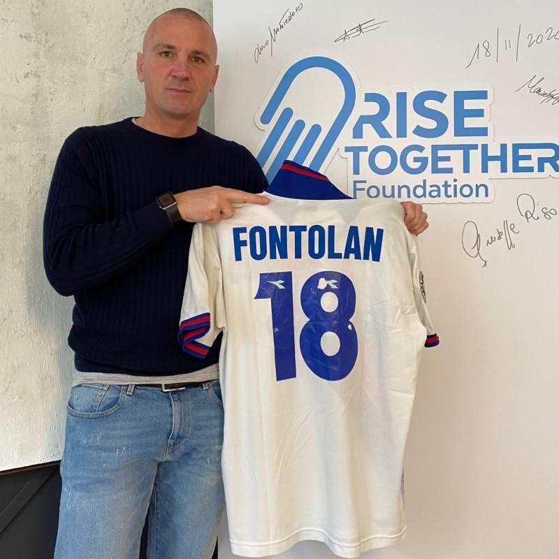 Fontolan's Bologna Worn Shirt, 1997/98