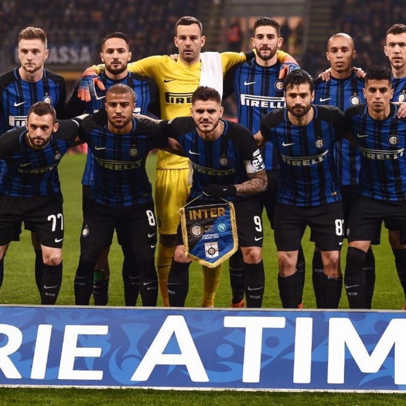 Watch the Inter-Verona Match from Tribuna Centrale Seats with Hospitality