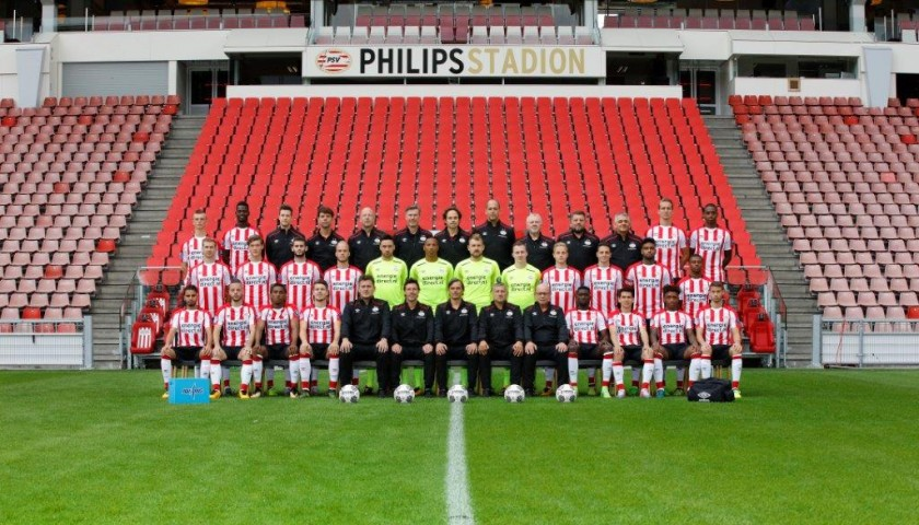 Watch PSV Eindhoven Play at Philips Stadium plus Hospitality and Meet the Team